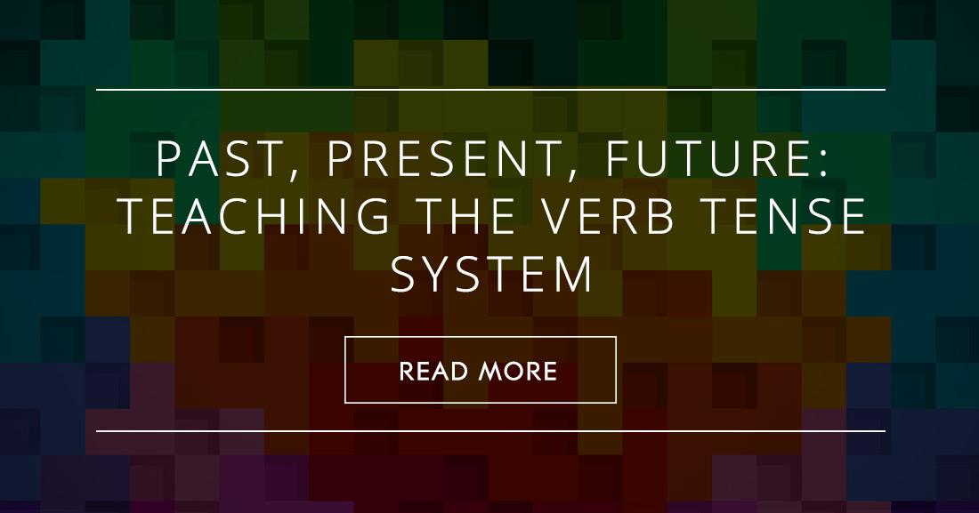 past present future teaching