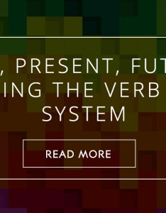 also past present future teaching the verb tense system rh busyteacher