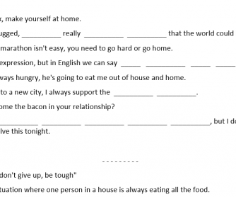 Home Idioms Shouting Dictation