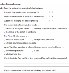 39 FREE Newspaper English Worksheets [ 1244 x 1508 Pixel ]