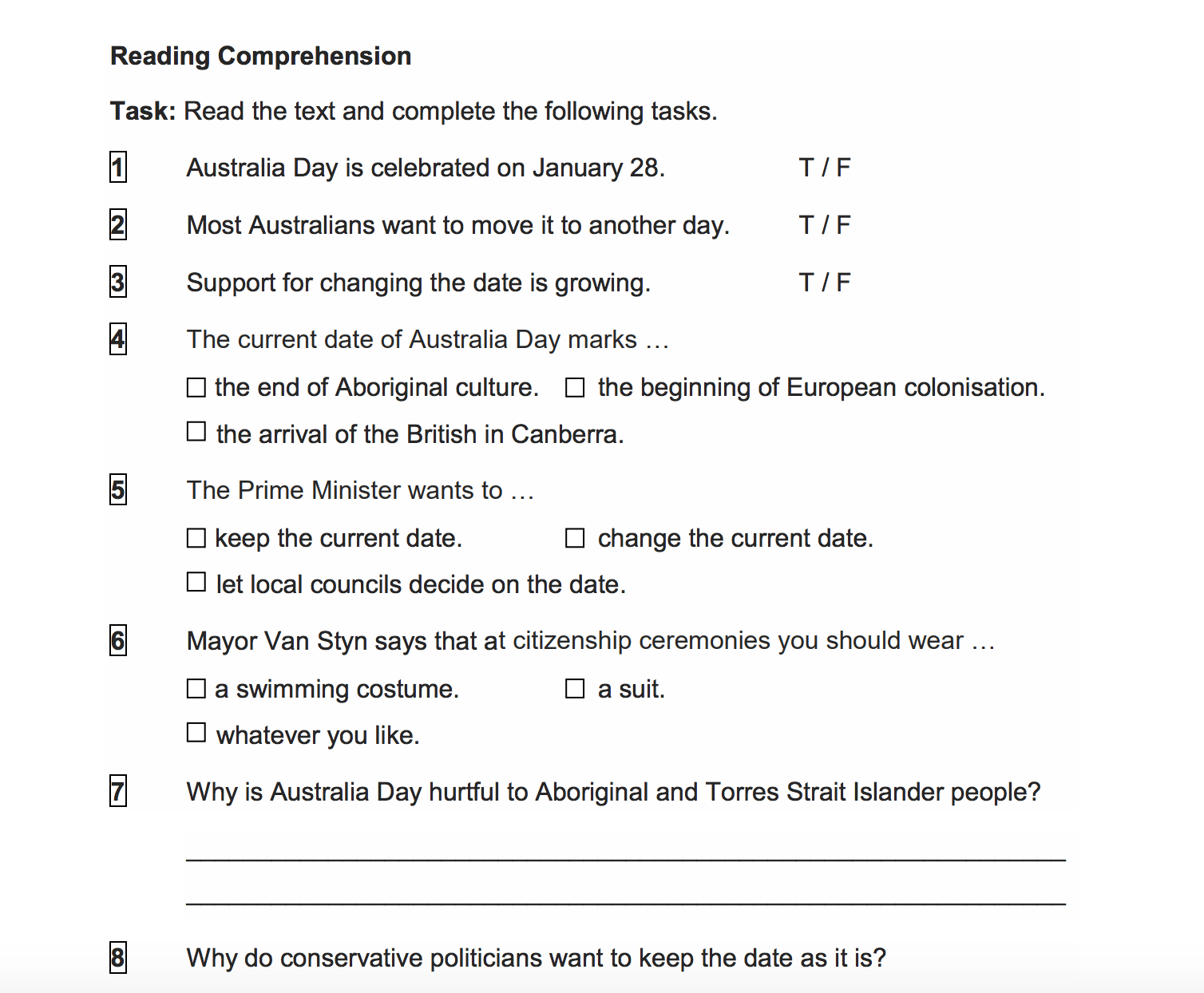 hight resolution of 49 FREE Australia/New Zealand Worksheets