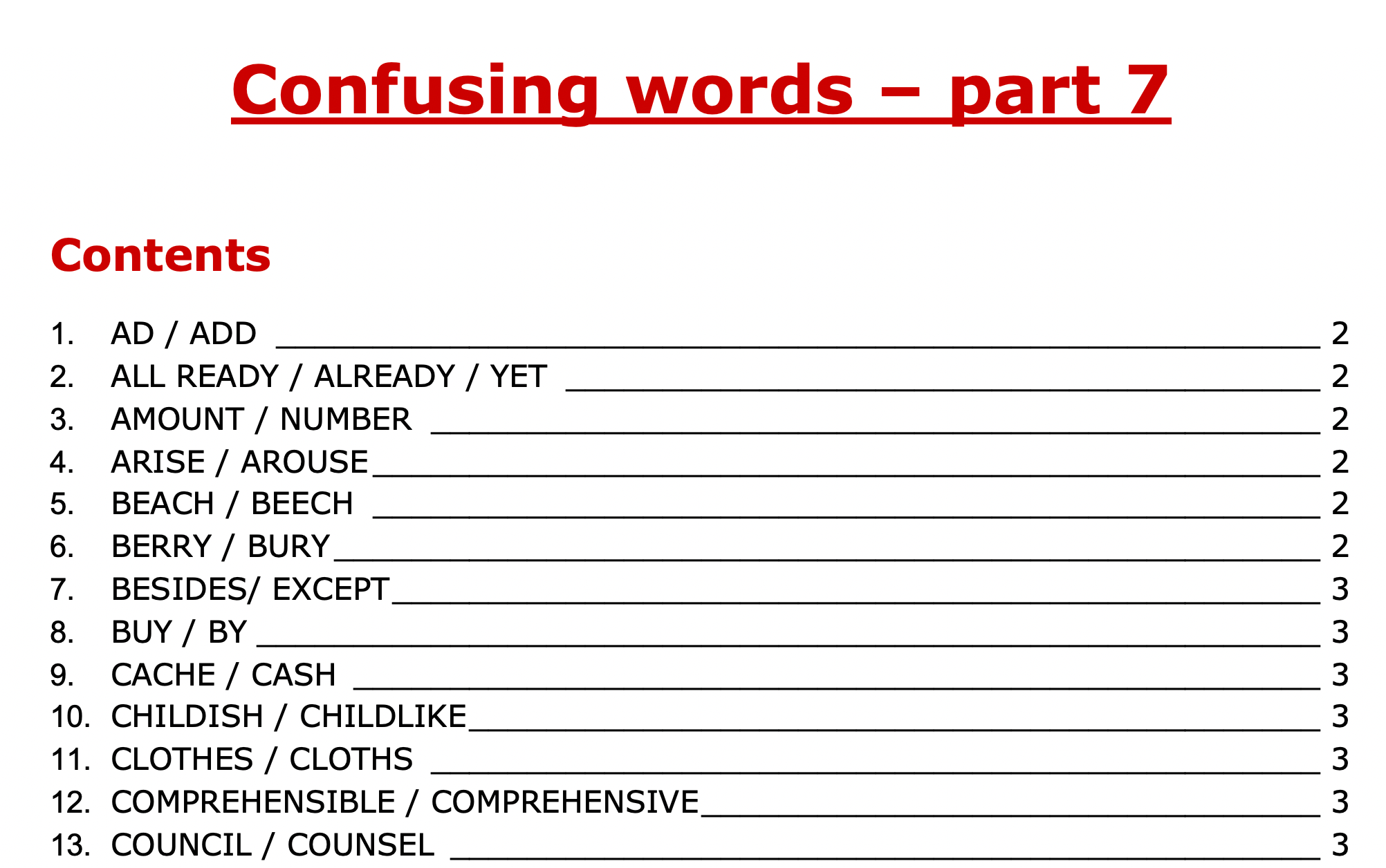54 Free Adjectives Vs Adverbs Worksheets