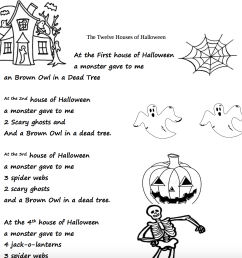 214 FREE Halloween Worksheets [ 1416 x 1582 Pixel ]