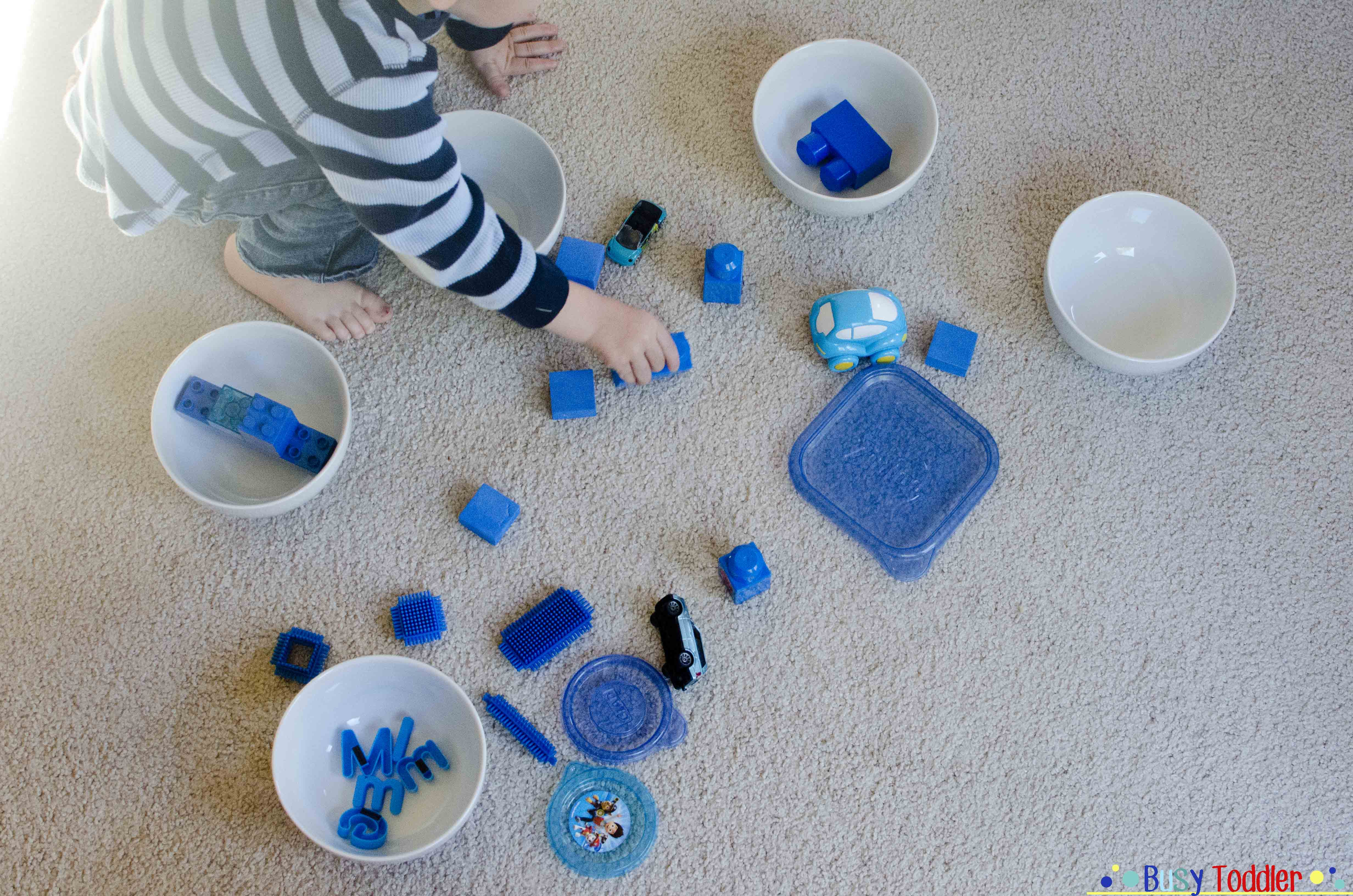 Sorting Objects Math Game