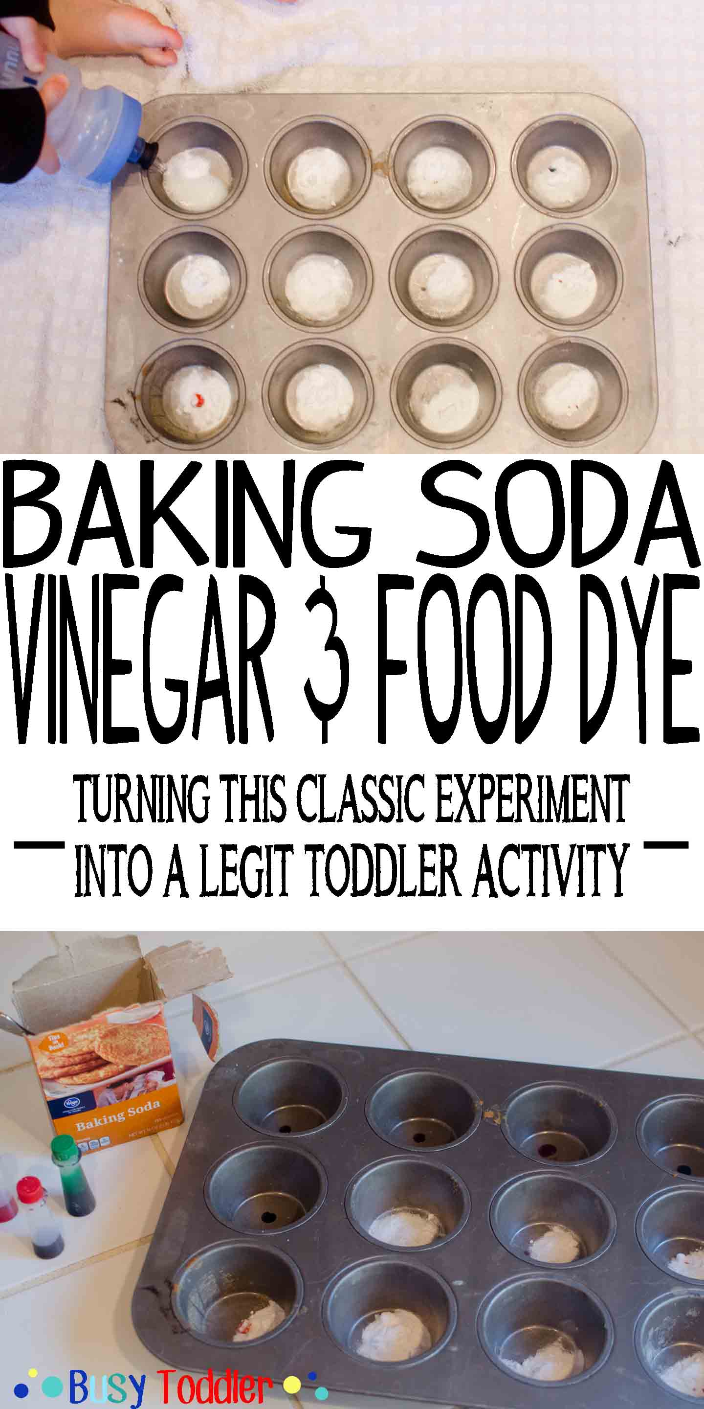 Fizzy Fun Science Experiment