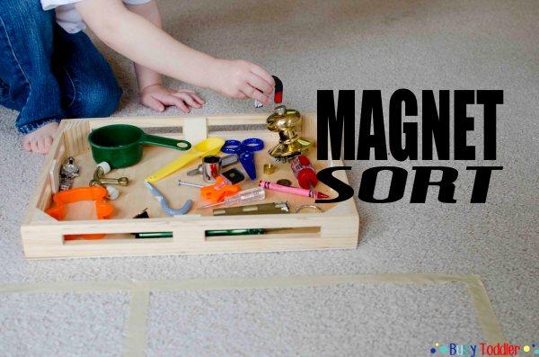STEM Magnet Activities