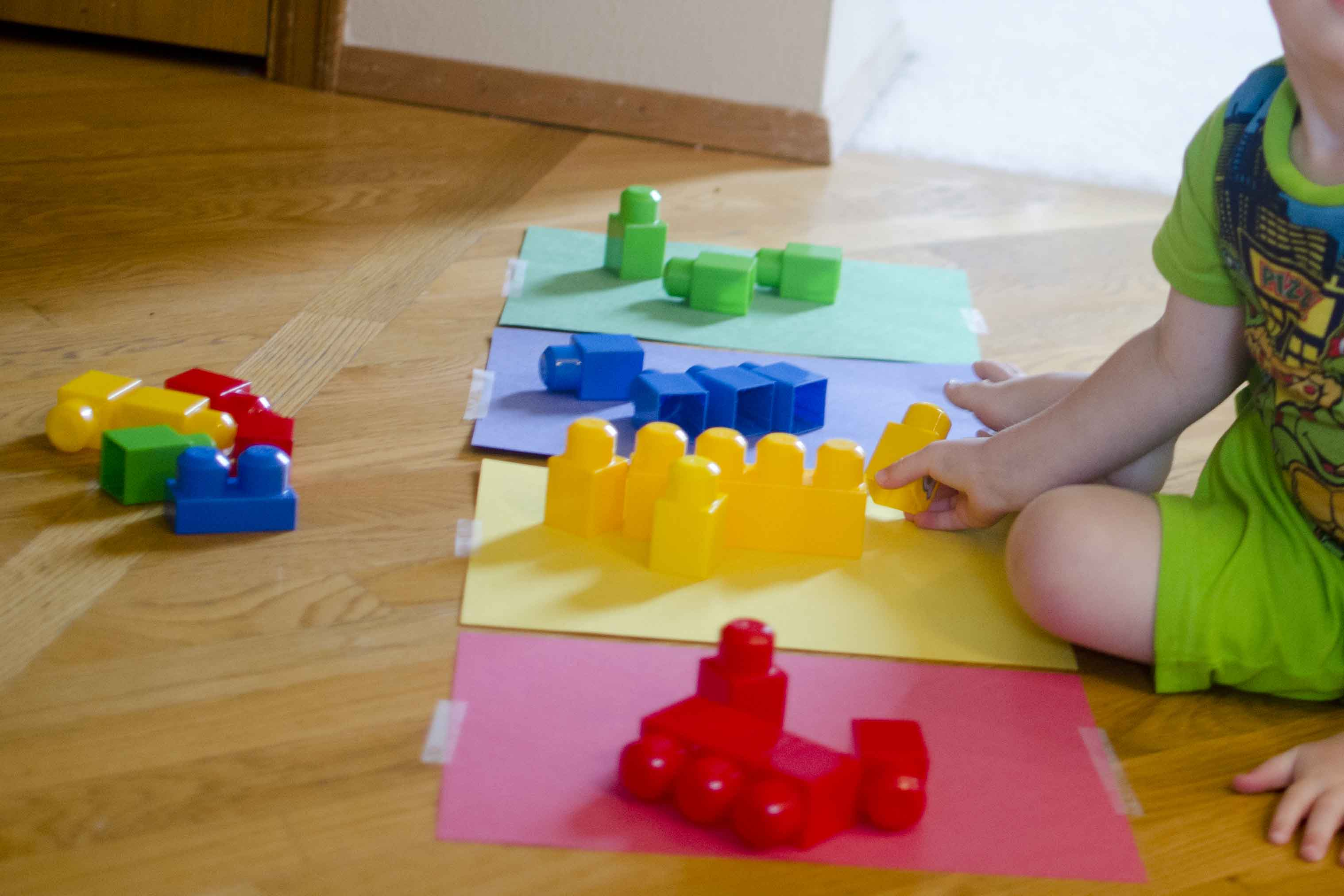 8 Simple Sorting Activities