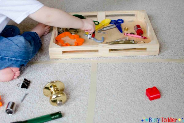 Simple Sorting Activity