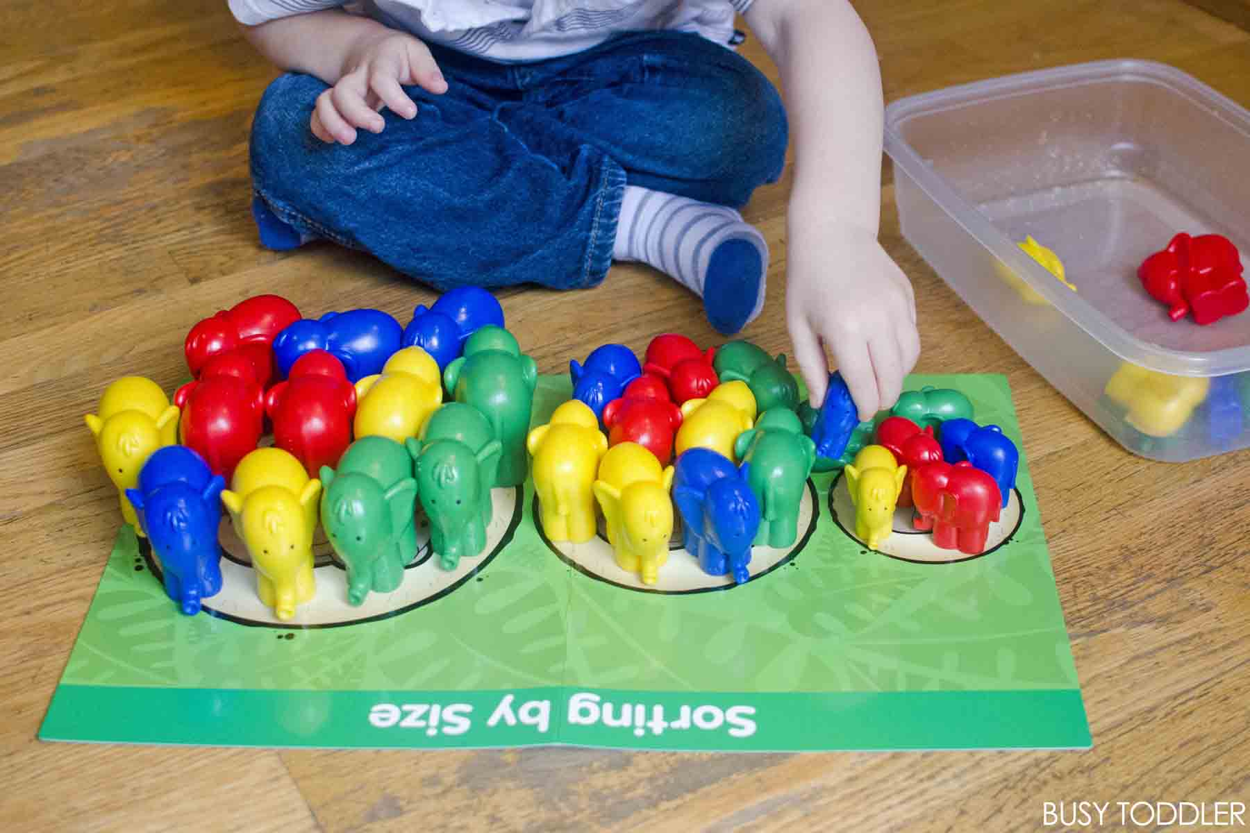 Early Learning Math With Toddlers