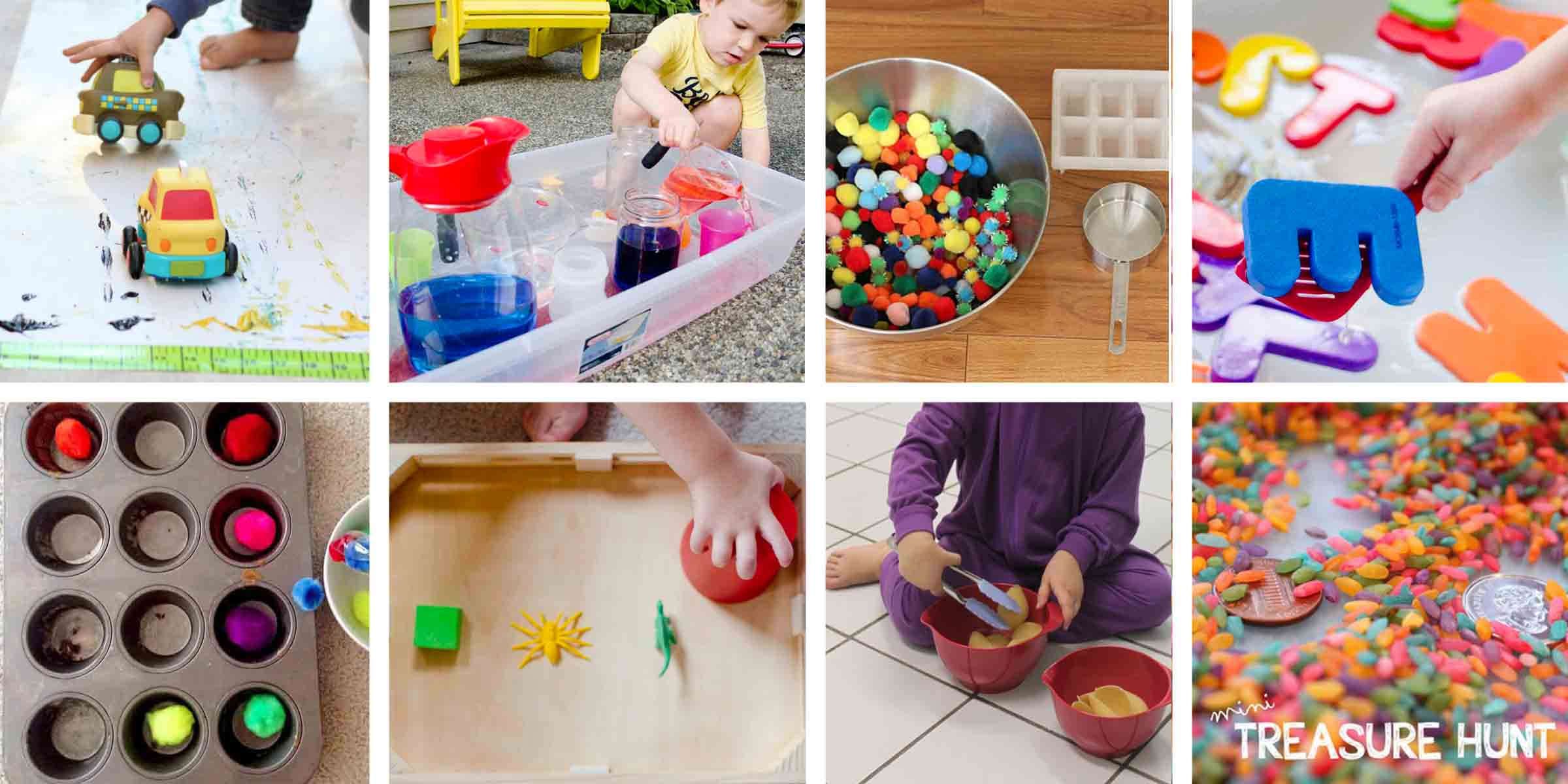 Daycare Activities For Toddlers