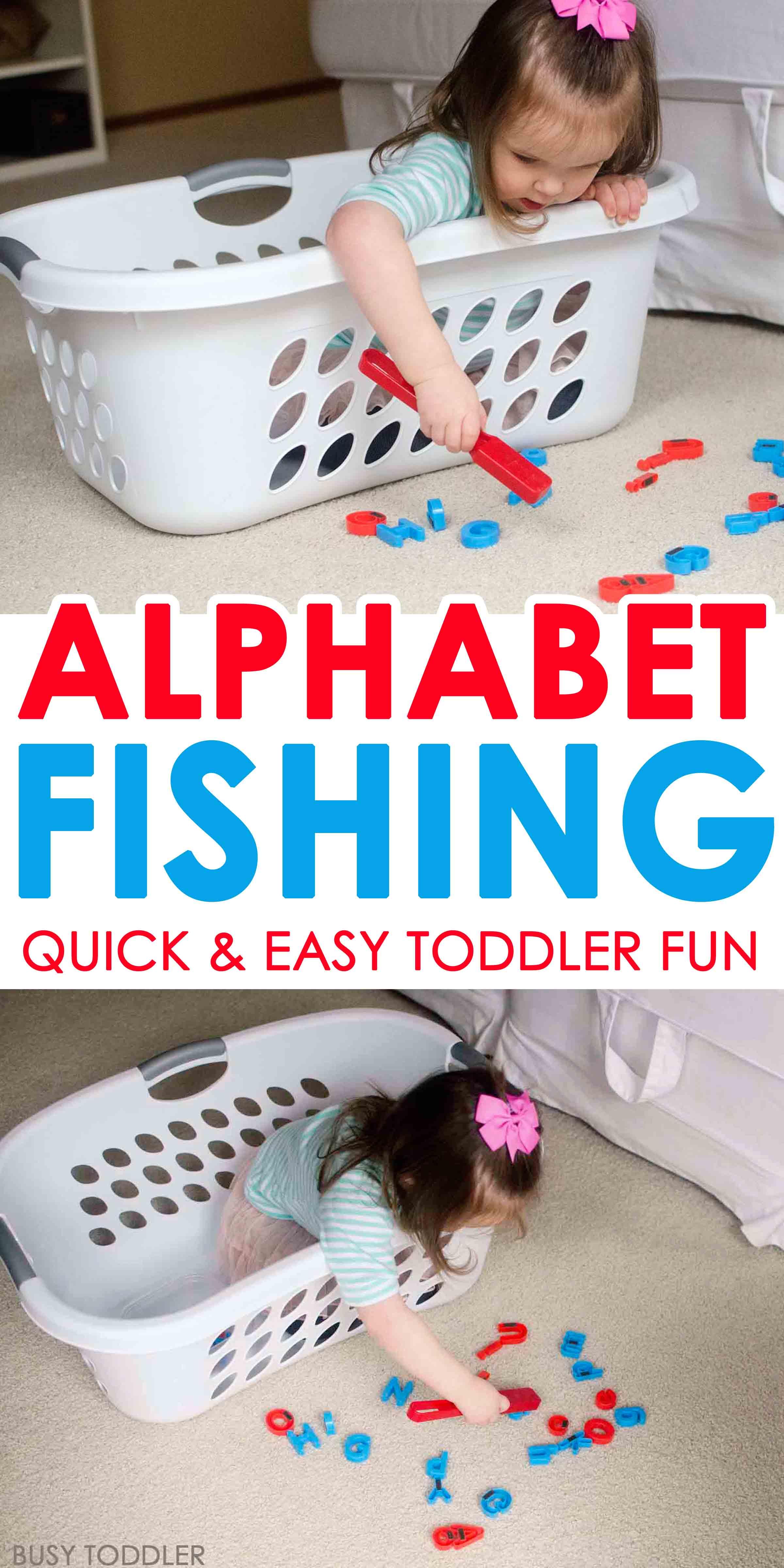 Abc Fishing Easy Toddler Alphabet Game
