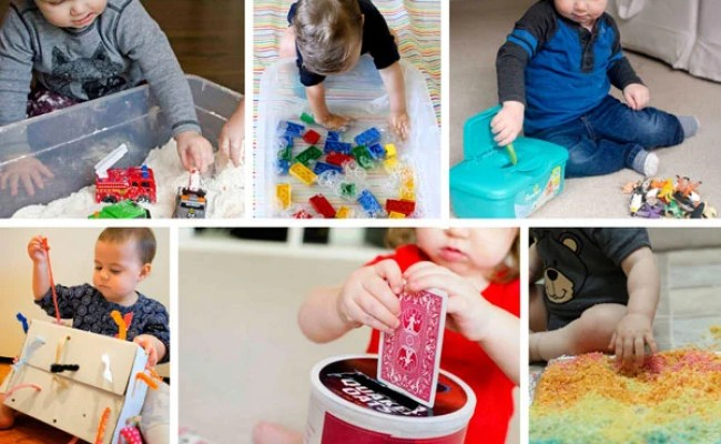 30 Easy Activities For 1 Year Olds Busy Toddler