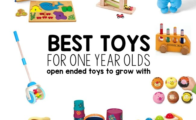 Best Toys For 1 Year Olds Busy Toddler