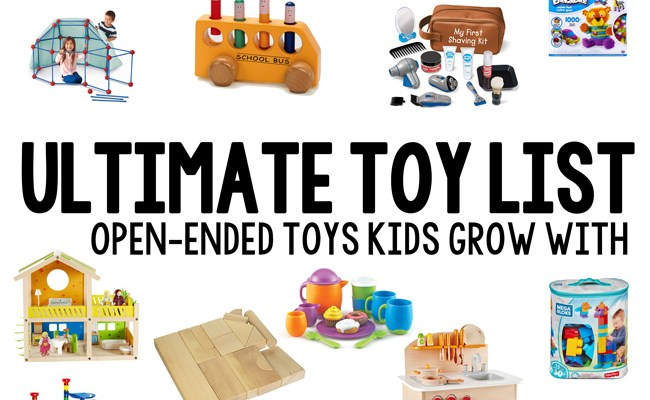 100 Best Toys For Kids Busy Toddler
