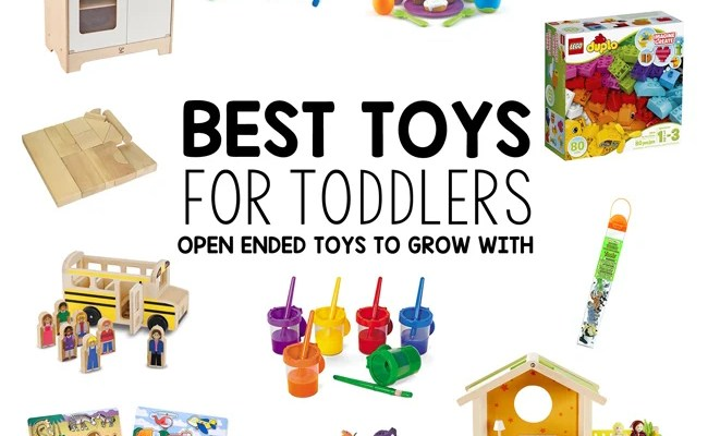 20 Best Toys For Toddlers Busy Toddler