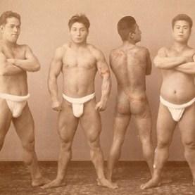明治時代の一般男性