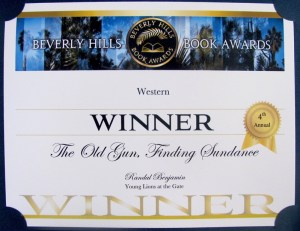 First Place Award, Beverly Hills Book Awards