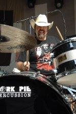 Drum Magazine shoot... photo: Robert Downs