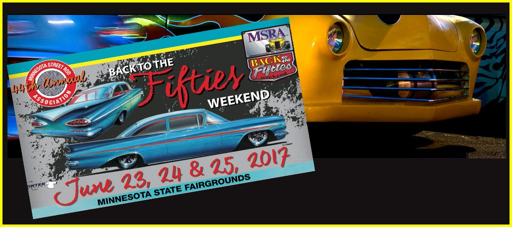 Butcher Boys Back to the Fifties Weekend 2017