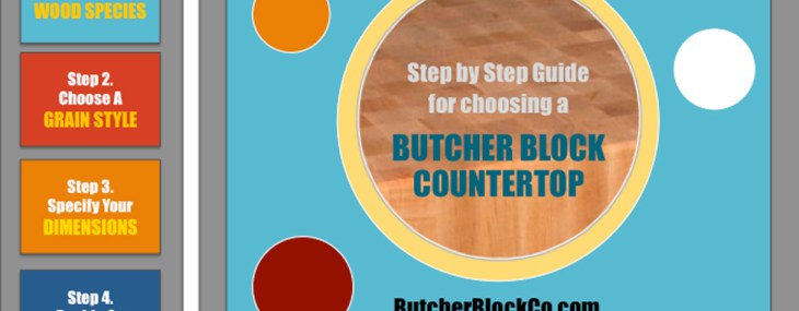 Butcher Block Countertops – How to choose the right one for your kitchen.
