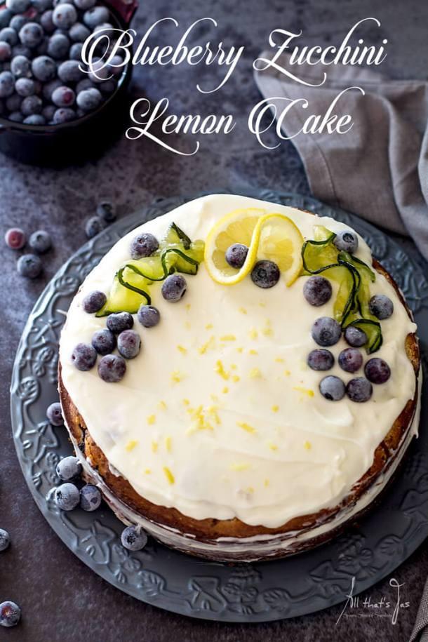 blueberry-zucchini-lemon-cake