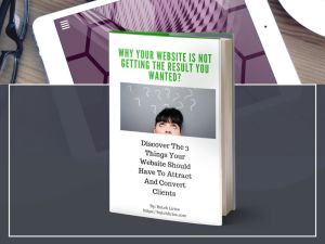 Why Your website is not getting the result you wanted