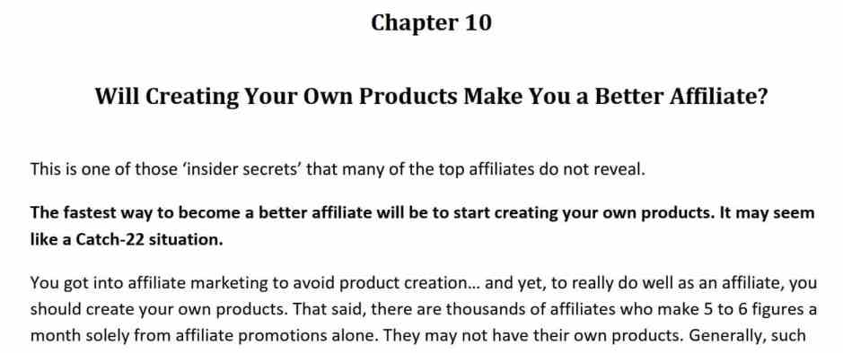 Affiliate Marketing Secrets by Butch Lirios