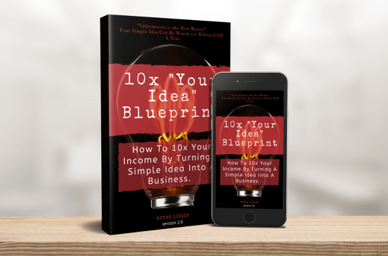 10x your idea EBOOK + AudioBOOK Promo