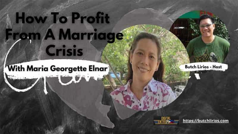How To Profit From A Marriage Crisis At Paano Gawing Negosyo? With Jet Elnar