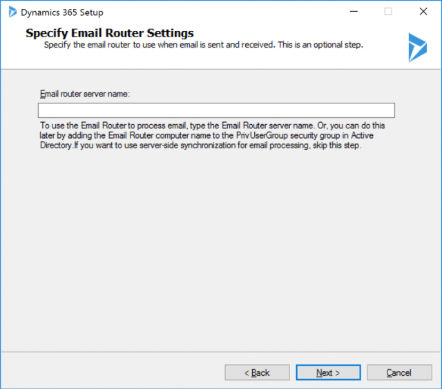 Installing D365CE 9 0 – step by step instruction – Andrew Butenko's Blog