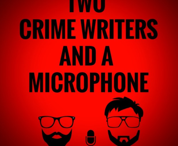 Luca Veste | Steve Cavanagh | Two Crime Writers and a Microphone