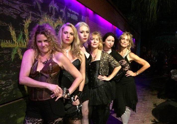 The Slice Girls!