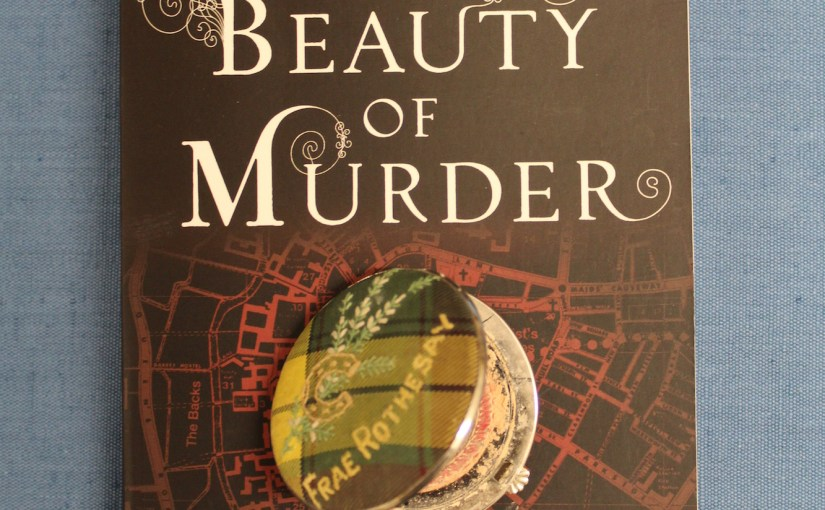 Review   A K Benedict   The Beauty of Murder