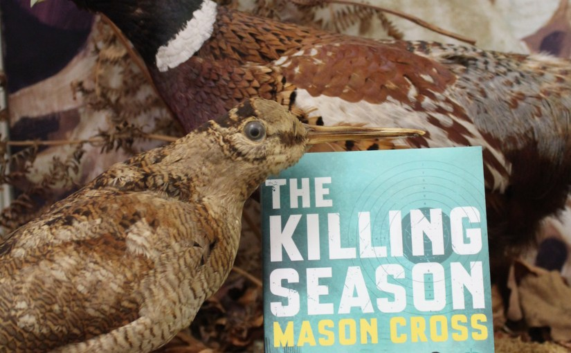 The Killing Season | Mason Cross | Bute Noir Online Crime Book Club