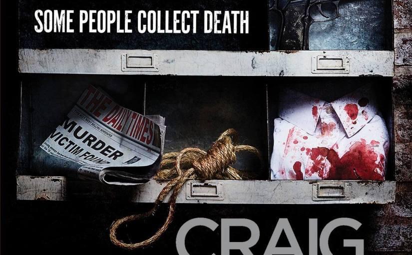Murderabilia   Craig Robertson