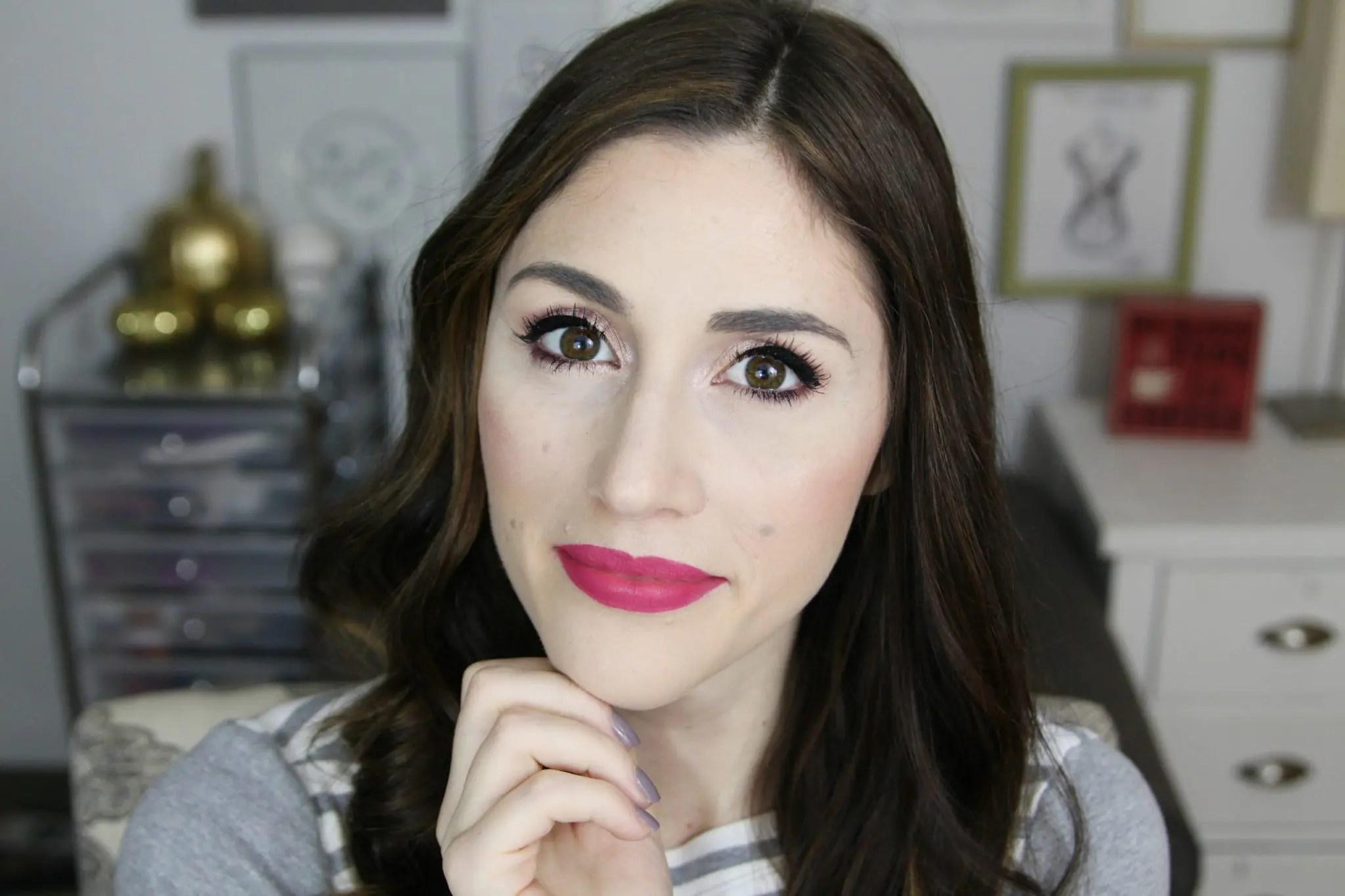 Everyday Fall Makeup Look | Simple Makeup Tutorial