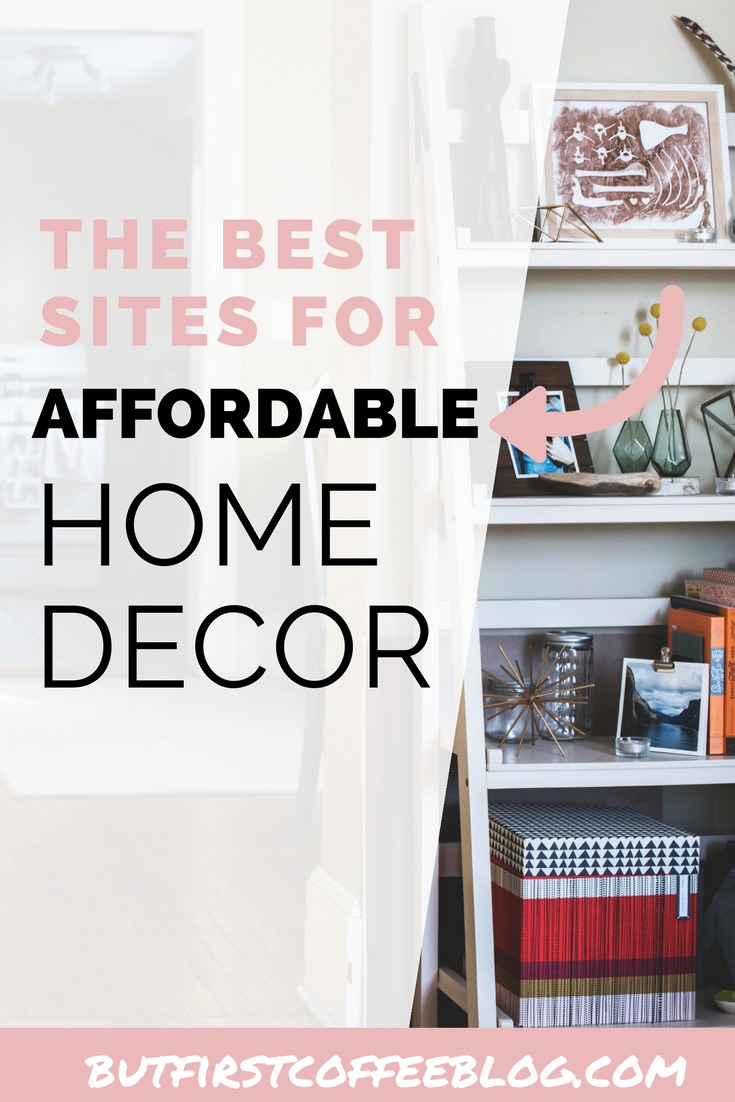The Best Places To Get Affordable Home Decor But First Coffee