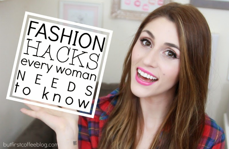 19 Fashion Hacks Every Women Should Know