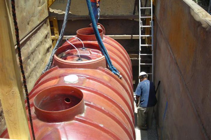 West Basin Microfiltration Equalization Tank  Butier