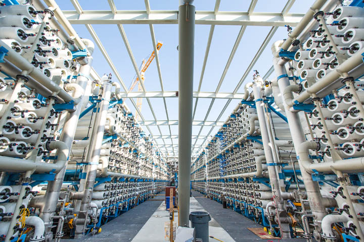 Carlsbad 50 MGD Seawater RO Desalination Plant and Product Water Pipeline  Butier Engineering
