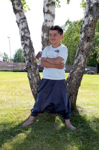 Bollywood pants, popupshop