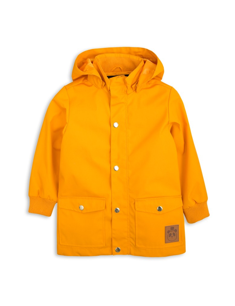 1611010028 mini rodini pico jkt orange 1