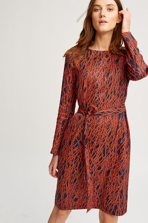 anita-abstract-dress-navy-and-red-390e926882e4