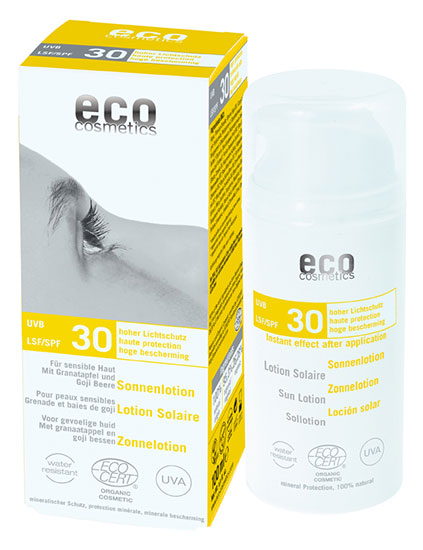 Eco cosmetic spf 30