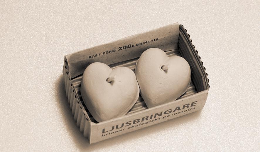 Ljusbringare hjärta
