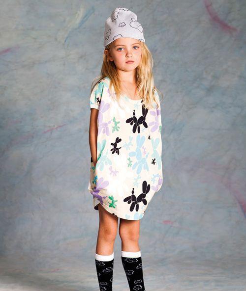 Poodle Bomb Dress