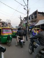 Agra traffic