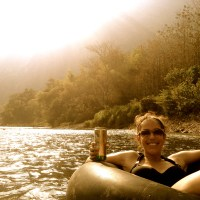 """In The Tubing Vang Vieng"""