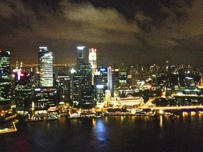 ::view from marina bay sands::