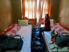::our room in Phakding::